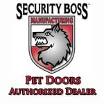 Security Boss MaxSeal Pet Doors | Authorized Dealer