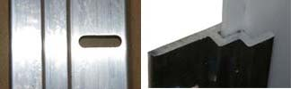 [photo] standard guillotine panel extrusion